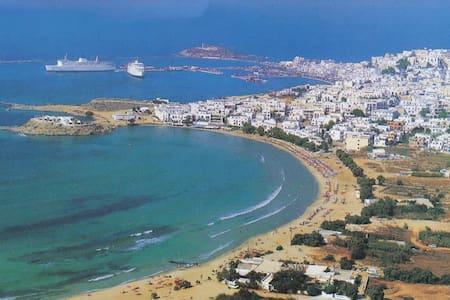 2 pers. apartment, private veranda - Chora Naxos