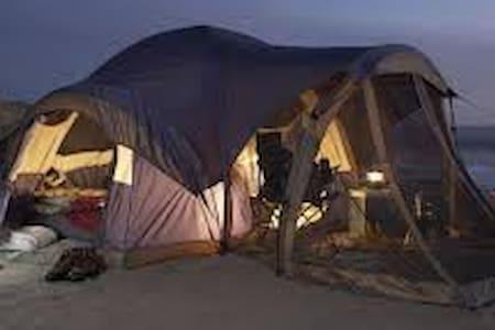 PERNOTTO IN TENDA E PENSIONE COMPL. - Genazzano - Tent