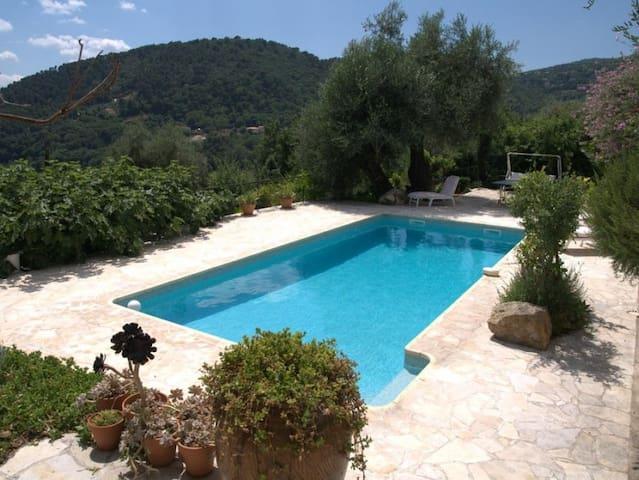 Villa with scenic view