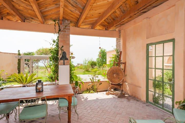 ECOCASITA 8kms from San Miguel de A. with views - SAN MIGUEL DE ALLENDE - Apartment