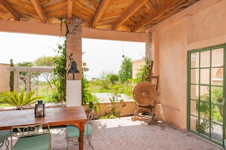 ECOCASITA 8kms from San Miguel de A. with views - SAN MIGUEL DE ALLENDE - Apartament