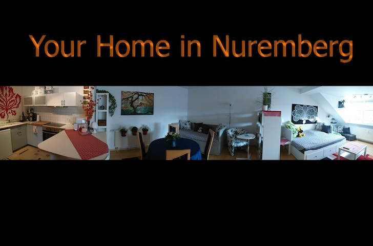 Definitely the best option to stay at Nuremberg! (Anand)