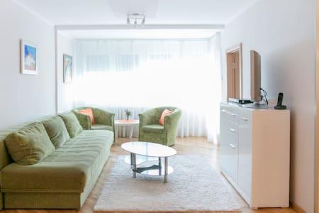 "Brand new ""Danube magic"" apartment"