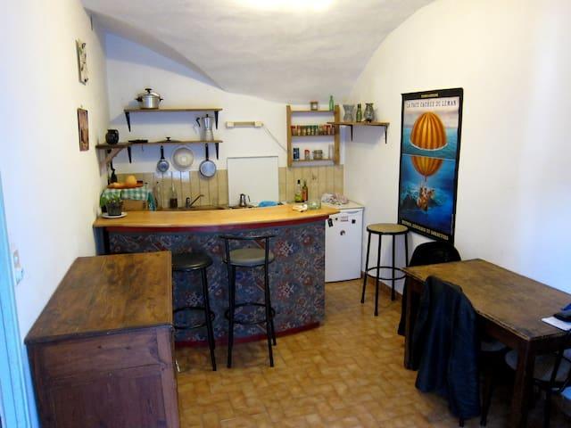 De jolies voutes - Pont de Barret  - 公寓