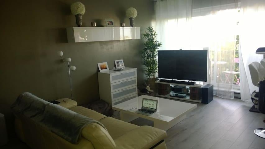 Bel appartement F2 4 pers à Choisy. - Choisy-le-Roi - Lägenhet