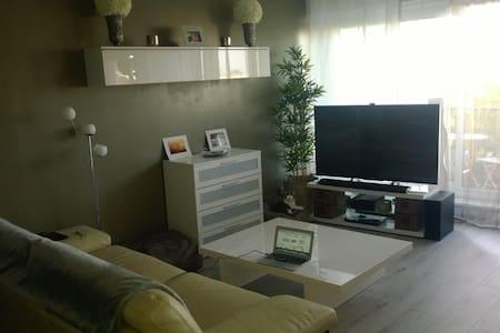 Bel appartement F2 4 pers à Choisy. - 舒瓦西勒鲁瓦 (Choisy-le-Roi) - 公寓