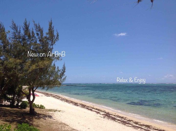 Bungalow à 2 minutes de la plage - 4 voyageurs