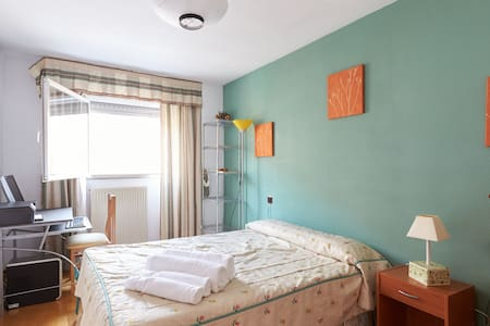 Nice double room. - Mendillorri - 公寓