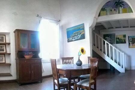 Appartamento nel borgo di Specchia - Specchia