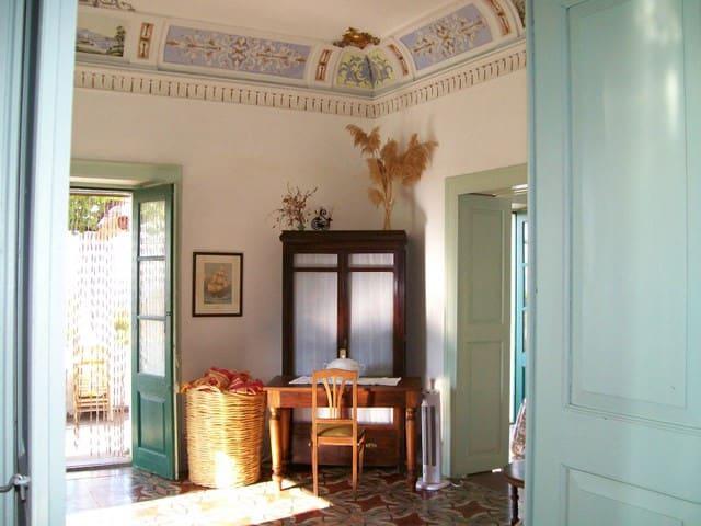 Isole Eolie - zauberhafte Wohnung - Malfa - Apartment