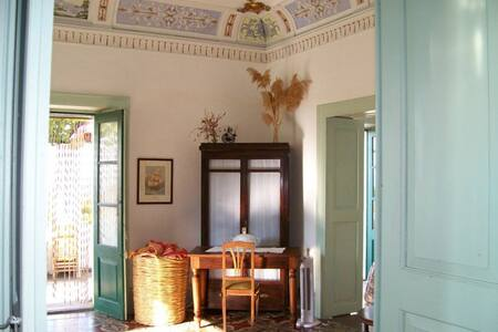 Isole Eolie - zauberhafte Wohnung - Malfa - 아파트