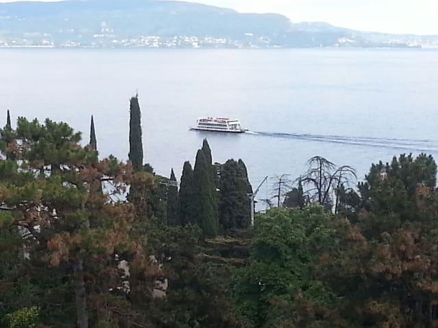 Monolocale a Gardone Riviera lago di Garda - Gardone Riviera - Appartement