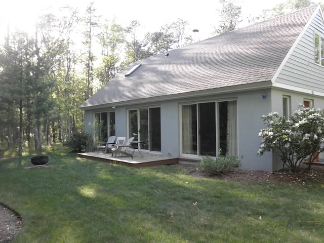Privacy and Nature Abound in Cotuit
