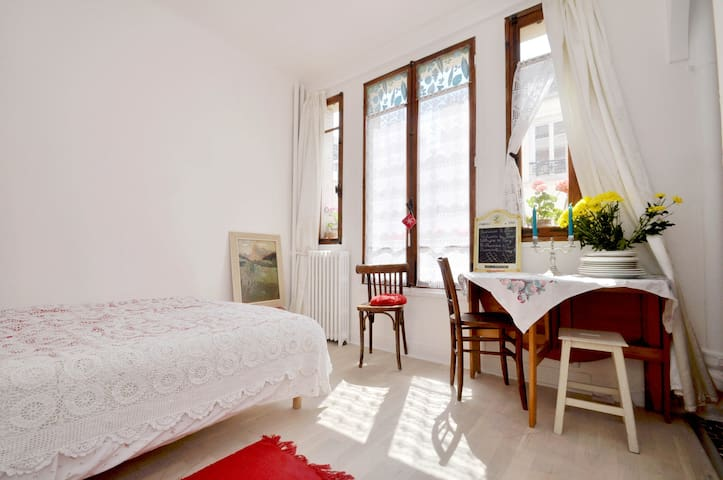 Romantic Hideout in Paris - Paris - Daire