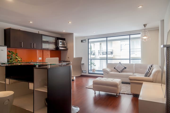 Amazing 1BR Loft Top Location - Bogota - Loft