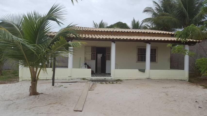 Casa aconhegante na Praia dos Lençois, Una/Ilhéus