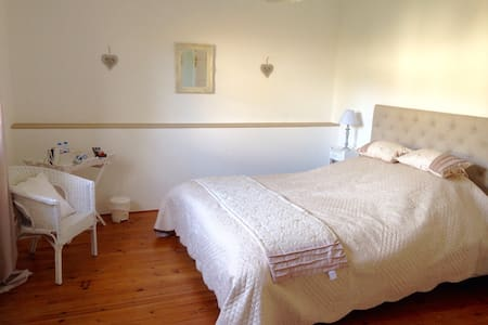 Double room amidst the vineyards - Saint-Magne-de-Castillon - Bed & Breakfast