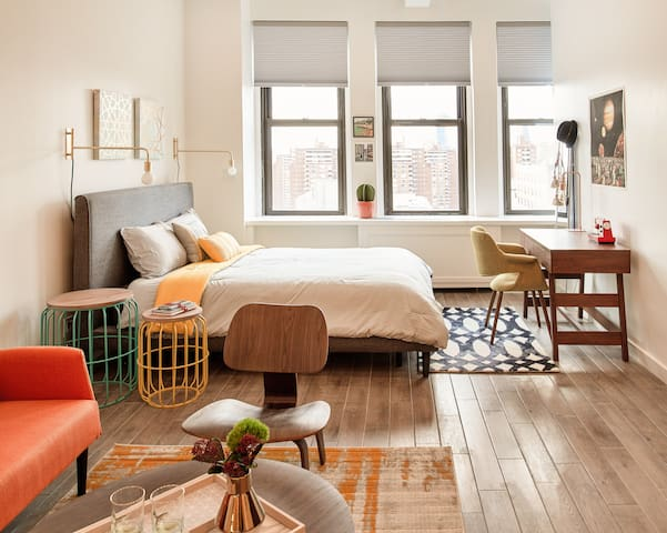 Amazing Luxurious Spacious Chelsea Studio ! - New York - Appartement