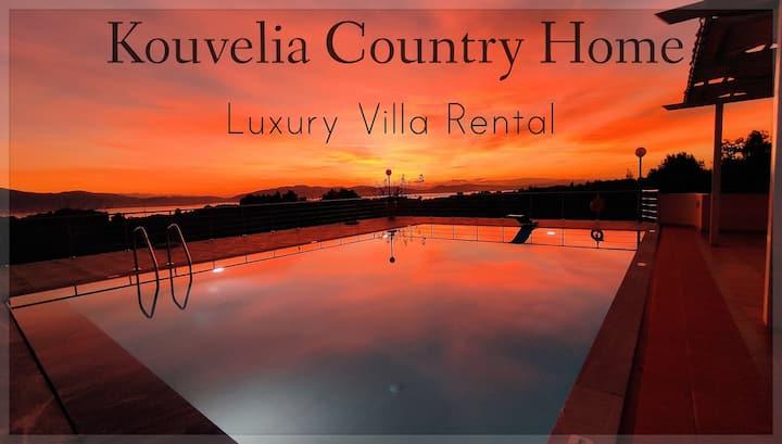 Kouvelia Country Home Nerotrivia Evia