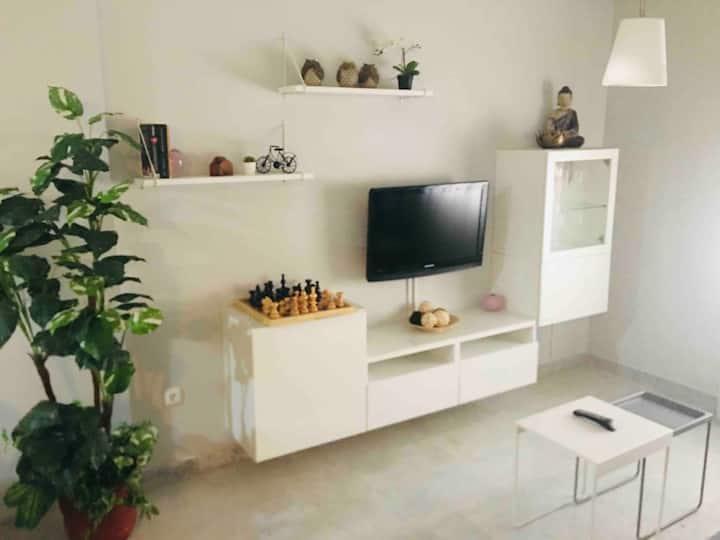 Apartamento Completo junto palacio congreso-Fibes