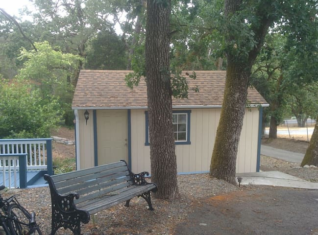 Cute & cozy studio cottage - Orinda - Casa de campo