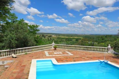 maison individuelle 20 km Sevilla - Aznalcázar - Almhütte
