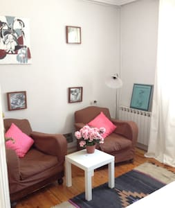 Beautiful room in historic old town - Pamplona - Bed & Breakfast