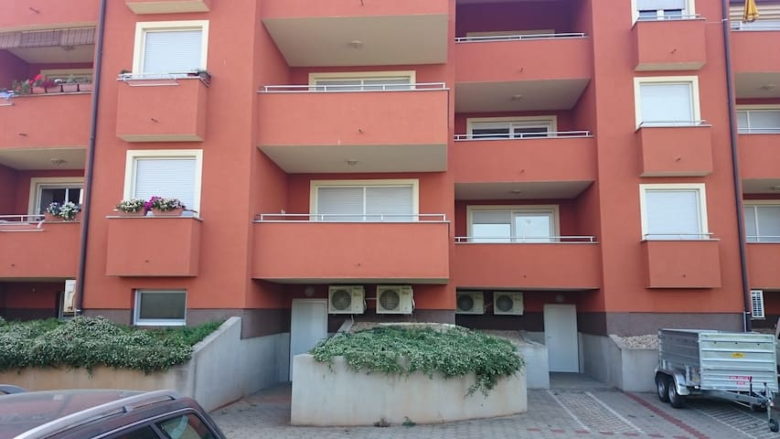 Apartment Banic - Brtonigla - Appartement