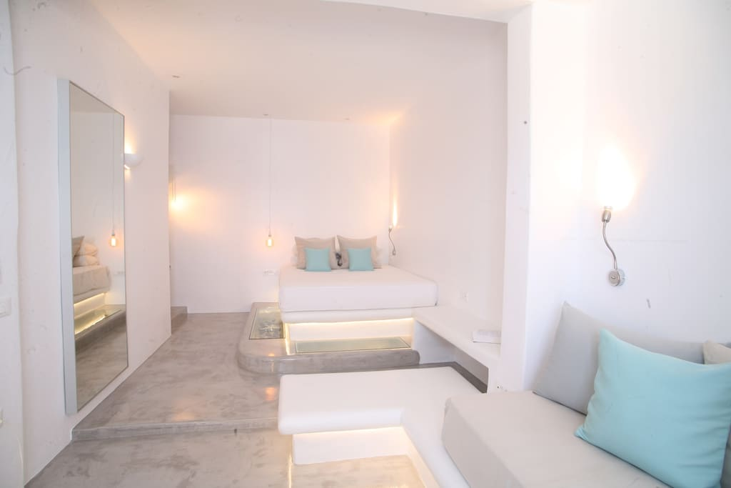 for 2 or 3 Studio in Ag.Stefanos-1