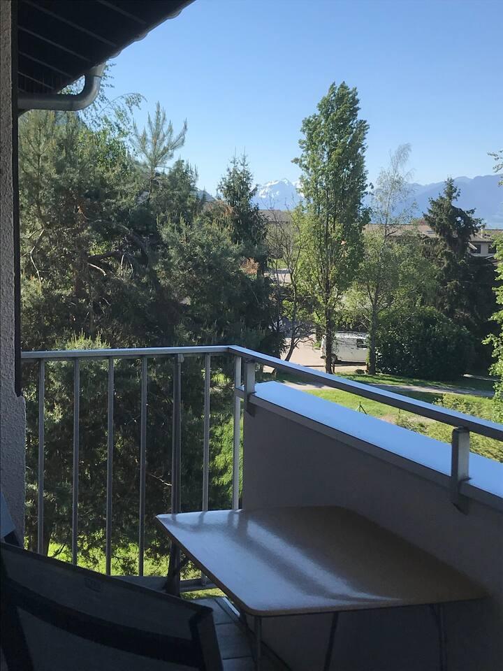 Appartement Annecy le Vieux secteur très calme