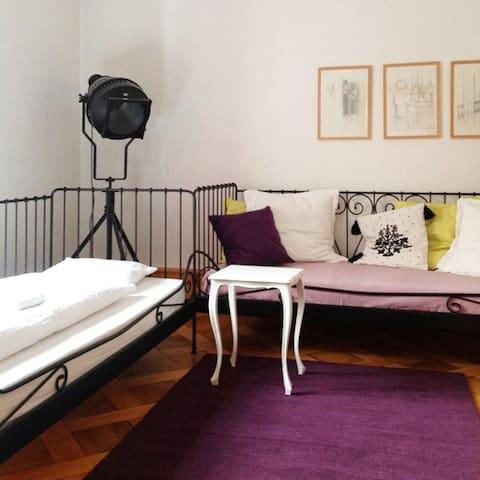 3- Zimmer Apartment für 6 Gäste