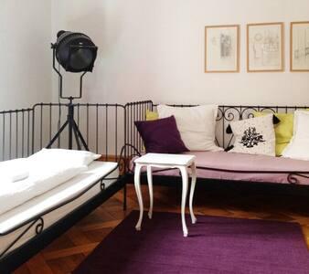 3- Zimmer Apartment für 6 Gäste - Basel - Íbúð