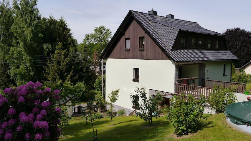 Ferienwohnung Rosental - Stollberg/Erzgebirge