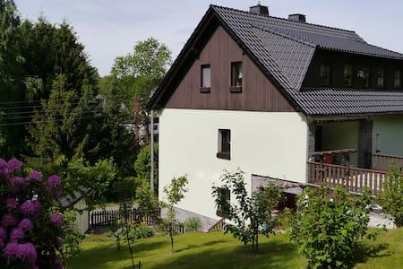 Ferienwohnung Rosental - Stollberg/Erzgebirge - Apartment