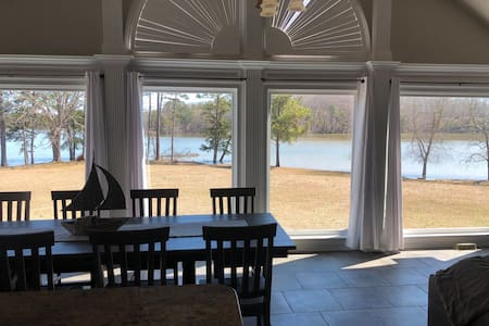 A Gem of Lake House with Phenomenal Views