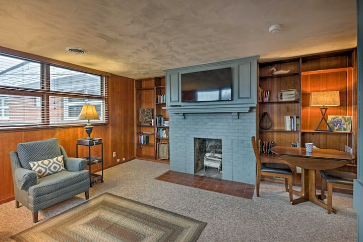 Pet-friendly Apt in Historic St Paul-Walk to River