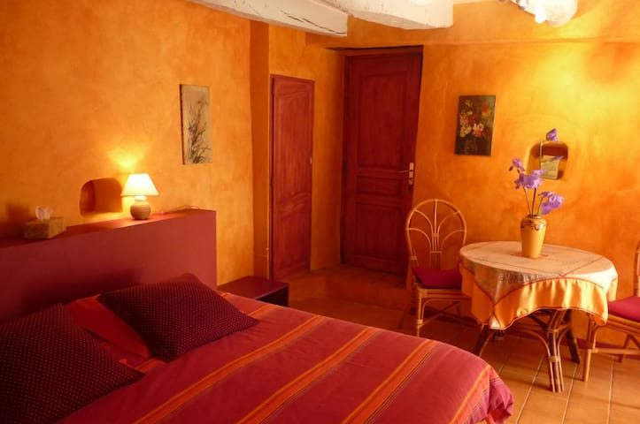 Bed & Breakfast La Hulotte 2/3 pers. with kitchen