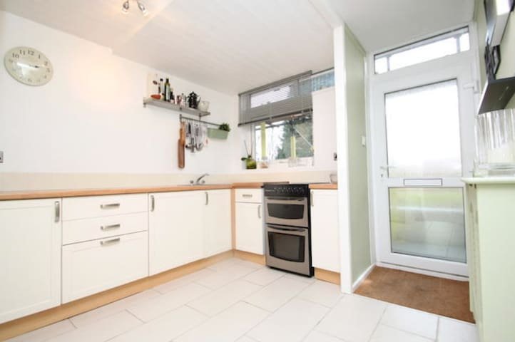 1 bed flat, sleeps 4. Next to HIC - Harrogate - Appartement