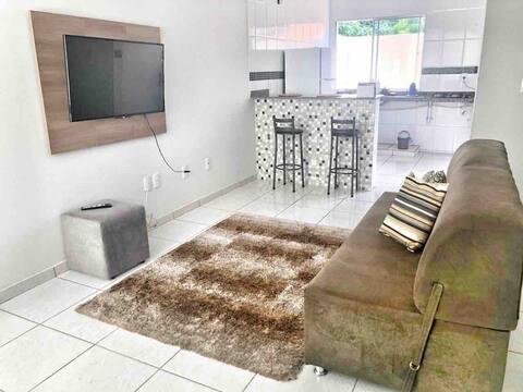 Casa 2 completa em condomínio Montes Claros/MG