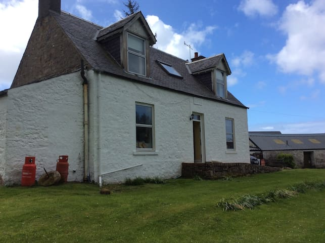 Scottish Island Home - twin room - Isle of Arran - Oda + Kahvaltı