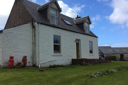 Scottish Island Home - twin room - Isle of Arran - Pousada