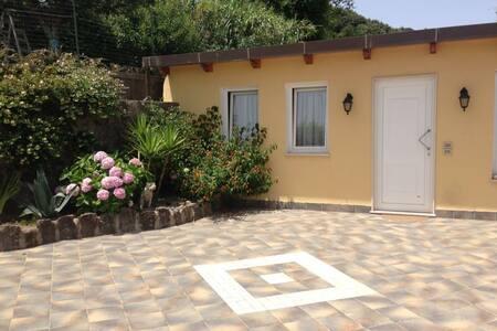 Villa Panoramica su golfo di Napoli - Barano D'ischia