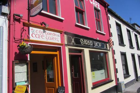 It is a room only accommodation - Dingle - Townhouse