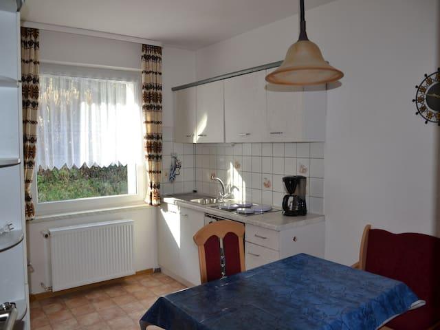Haus Monika, (Todtmoos), Ferienwohnung, 45-53qm, 1 bis 2 Schlafzimmer, max. 5 Personen