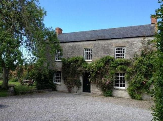 The Croft @ Huxham Farmhouse - East Pennard - Apartament