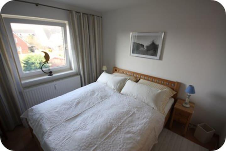 Sonnige Wohnung zum Wohlfühlen - Wittdün - Apartment