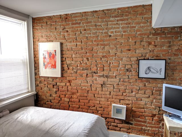 Cozy Apt in Kensington/Fishtown, 5 blcks to subway