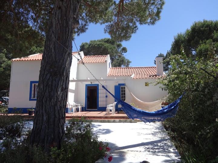 Charmimg cottage close to Lisbon