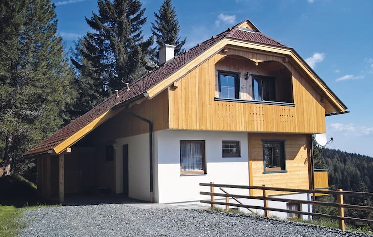 Holiday apartment with 1 bedroom on 55 m² in Sirnitz