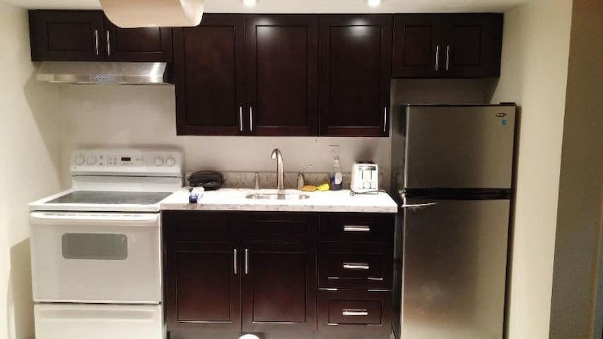 Kitchen, sharable with other tenant